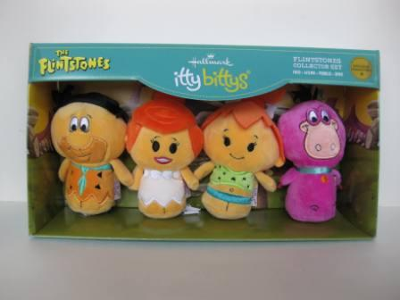 The Flintstones Collector Set - Itty Bittys (NEW)